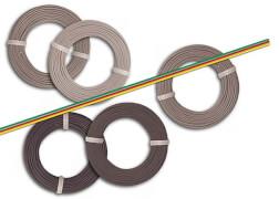 Flachbandkabel 3-farbig