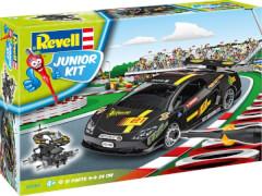 REVELL 00809 Modellbausatz Rennauto, schwarz 1:20, ab 4 Jahre