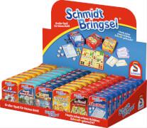 Schmidt Spiele 51055 Schmidtbringsel, 50 Würfelspiele, ab 2 Spieler, ab 6 Jahre