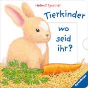 Ravensburger 43515 Tierkinder, wo seid ihr?