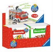 Ravensburger 69365 Mini-Bilderspaß 64 - WiesoWeshalbWarum
