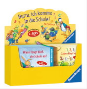 Ravensburger 69386 Mini-Bilderspaß 66 - Hurra, ich komme in die Schule