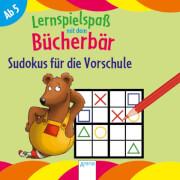 Arena -Sudokus für die Vorschule. Lernspielspaß, Taschenbuch, 64 Seiten, ab 5-7 Jahren