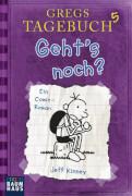 Gregs Tagebuch Band 5 - Gehts Noch? Taschenbuch, ab 10 - 12 Jahre, 224 Seiten