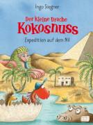 Der kleine Drache Kokosnuss Expedition auf dem Nil, Band 23, Gebundenes Buch, 80 Seiten, ab 6 Jahren