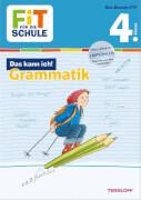 Grammatik 4. Klasse, Lernheft, 48 Seiten, ab 9 Jahren