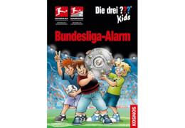 Kosmos Die drei ??? Kids Bundesliga-Alarm