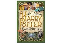 Harry Potter - Teil 2: Harry Potter die Kammer des Schreckens, Hardcover, 352 Seiten, ab 10 Jahren