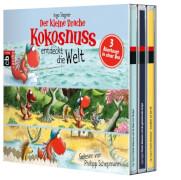 Siegner I.,Drache Kokosnuss entdeckt d Welt 3CD