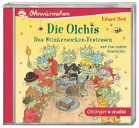 CD Die Olchis. Das Stinkersocken-Festessen und eine andere Geschichte