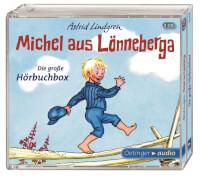 Lindgren, Michel-Hörbuchbox Neu 3 CD