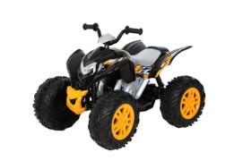 Rollplay Powersport ATV, 12V, black