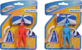 Simba Sky Diver, Fallschirmspringer