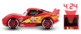 Cars 3D Lightning McQueen Projektionswecker mit Originalsound