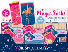 Magic Socks Pferdefreunde/one size (Gr.26-36), sortiert