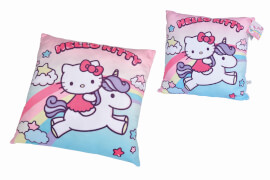 Hello Kitty Einhorn Plüschkissen, 35cm